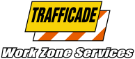 TRAFFICADE Work Zone Services OFFICAL LOGO 2016